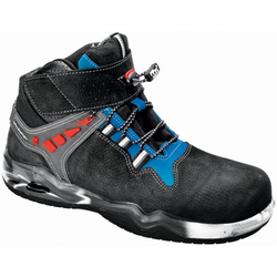 MTS Lagon Energy S3 Flex- Halbhoher Schuh Farbe schwarz-blau-rot