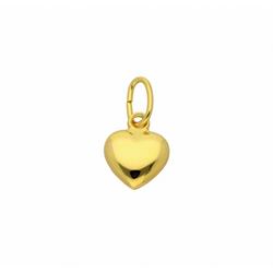 Adelia´s Anhänger Set 333 Gold Anhänger Herz, 333 Gold Goldschmuck für Damen