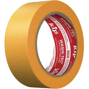 36mm x 50m WASHITEC® PREMIUM orange Goldkrepp® 3808-36