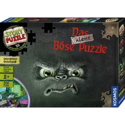 Kosmos Puzzle Kosmos 68079 Story Puzzle: Das kleine böse Puzzle 200 Teile Puzzle, 200 Puzzleteile