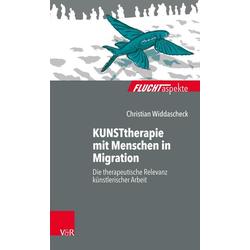 KUNSTtherapie mit Menschen in Migration