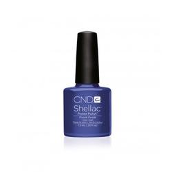CND Nagellack Shellac Color Coat Purple Purple Purple Purple