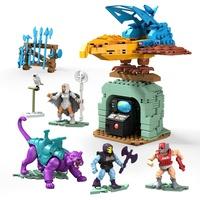 Mattel Mattel® Konstruktionsspielsteine Mega Construx GPH24 - Masters of the Universe - Panthor bei Point Dread, (557 St)