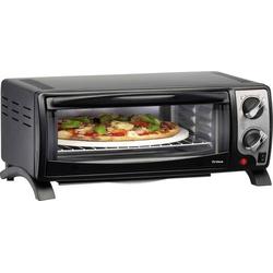 Trisa Pizza al Forno Pizzaofen mit Grillstein, mit Pizzastein 13l