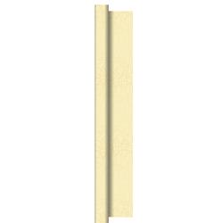Duni Dunisilk+ Tischdecke Rolle 25x1,20m Circuits cream - 2x1 Stück