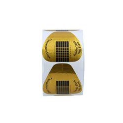 Modellierschablonen rund - Nagelschablonen Nagel Schablone