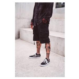 Brandit Savage Vintage Shorts schwarz XXXL