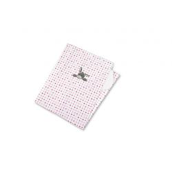 Jersey-Decke Emmi Girl(LB 100x75 cm)
