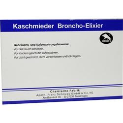 Kaschmieder Broncho Elixier veterinär