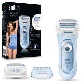 Braun Silk-epil LS 5160 weiß/blau