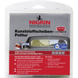 Nigrin 73914 PERFORMANCE Kunststoffscheibenpolitur 1St.