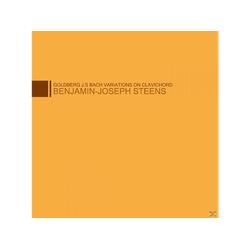 Benjamin-joseph Steens - Bach-Buxtehude (CD)