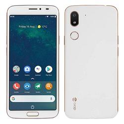 doro 8080 Smartphone weiß 32 GB