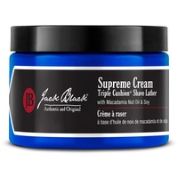 Jack Black Supreme Cream Triple Cushion Shave Lather 236 ml