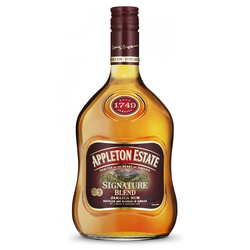 Appleton Estate Signature Blend Jamaika Rum 40% vol.