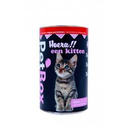 PetBox Kitten  Per verpakking