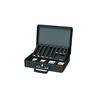 Maul Geldkassette mit Zähleinsatz 37x29x12cm schwarz