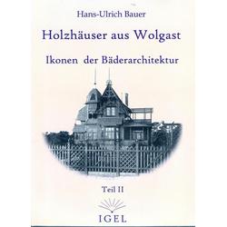 Holzhäuser aus Wolgast