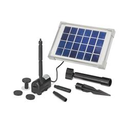 Solar Pumpensystem Rimini S mit 2 Watt Solarmodul + Tauchpumpe
