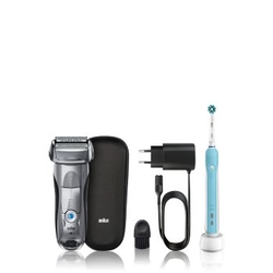 Braun Series 7 7893S + Oral-B Pro700 zestaw do golenia  1 Stk