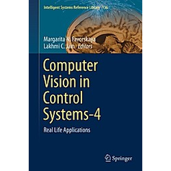 Computer Vision in Control Systems-4 - Buch