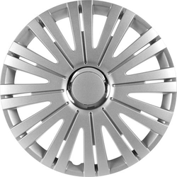 IWH 076008 Radkappen R16 Silber, Chrom 1St.