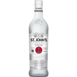 St. John's Weißer Rum 37,5 % vol 0,7 Liter