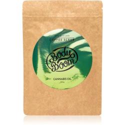 BodyBoom Cannabis Oil Kaffeekörperpeeling 200 g