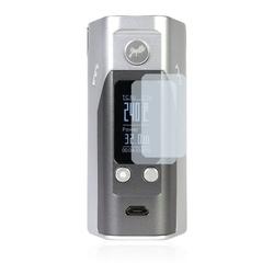 BROTECT Schutzfolie für Wismec Reuleaux RX200S, (2 Stück), Folie Schutzfolie klar