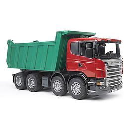 BRUDER 03550  Scania  LKW m. Kippmulde