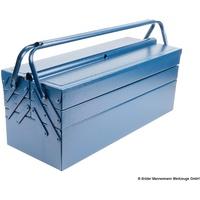 Brüder Mannesmann Werkzeuge MANNESMANN Metall-Werkzeugkasten, Länge: 530 mm