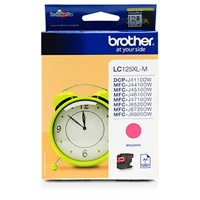 Brother LC-125XL-M magenta