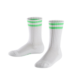 FALKE Retro Socke weiß