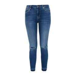 High Rise-Jeans Damen Größe: 34