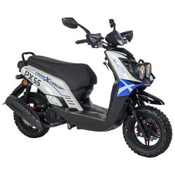 GT UNION Motorroller PX 55 Cross-Concept, 125 ccm, 85 km/h, Euro 4