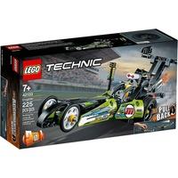 Lego Technic Dragster Rennauto 42103