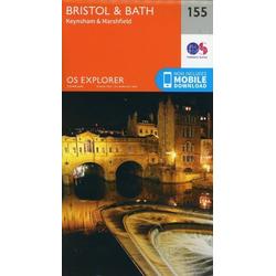 Bristol and Bath 1 : 25 000