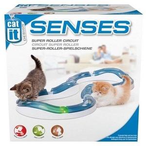 Catit Design Senses Super-Roller-Spielschiene (Rabatt für Stammkunden 3%)