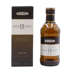 Drambuie 15 YO Whiskylikör 0,5L (43% Vol.)