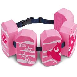 Schwimmgürtel 5Pads Sealife pink, 2-6