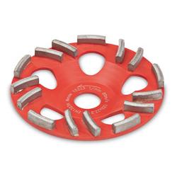 Flex 359408 Trocken-Diamantschleifteller Estrich-Jet