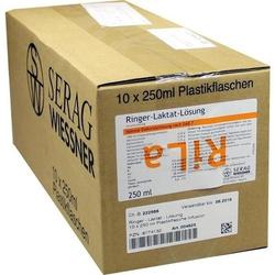 RINGER LAKTAT Lösung Plastik 2500 ml