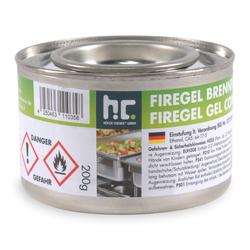 12 x 200g Firegel Brennpaste zum Warmhalten von Speisen(2,40 kg)