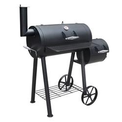 Grillchef Smoker GRILLCHEF Smoker 112 cm schwarz