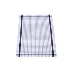 Geschirrtuch HalbleinenKaro (BL 50x70 cm) ROSS