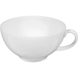 Seltmann Weiden Teetasse Rondo Liane in weiß, 0,21 l
