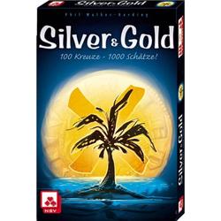 Silver & Gold 1000 Kreuze - 1000 Schätze