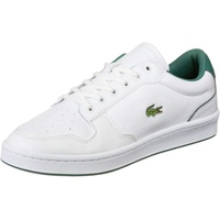 Lacoste Masters Cup 120 2 SMA white/green 43