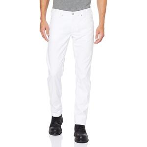 BP 1733-687-21-36/32 Jeans für Männer, Stretch-Stoff, 300,00 g/m2 Stoffmischung mit Stretch, weiß, 36/32