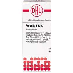 PROPOLIS C 1000 Globuli 10 g